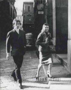 Carla Fracci e Rudolf Nureyev a Milano