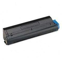 Okidata B4550 B4600 43502001 Remanufactured High Yield Toner Cartridge