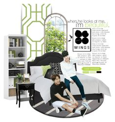 """""""460:Room"""" by unicorn-plushie ❤ liked on Polyvore featuring art"""