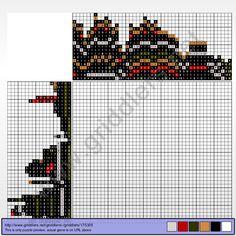 Griddlers Puzzle 175305 Trencianske Teplice (Slovakia)