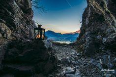 The Hidden Valley, Lake Garda, Italy
