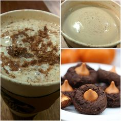 Try : * PUMPKIN HOT CHOCOLATE * !! Pumpkin takes Hot Chocolate to a whole new level!! Get it while you can