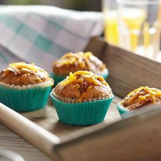 Pumpkin & Sage Sausage Breakfast Muffins
