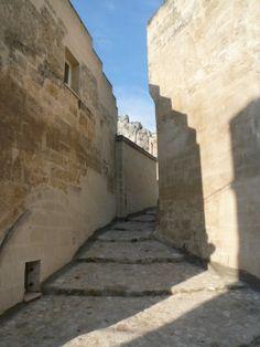 strada di Matera