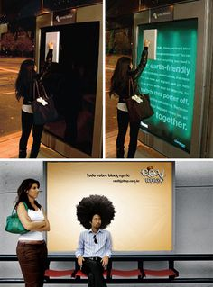 Clever ad, but not cheapy !