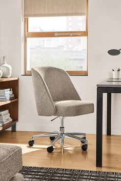 Cora Office Chair. Custom DeskModern Home ...
