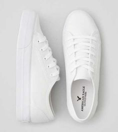 AEO Lace Up Platform Sneaker - Buy One Get One 50% Off + Free Shipping