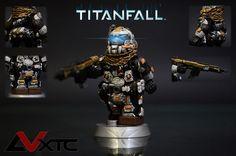 Titanfall Pilot Minifigure