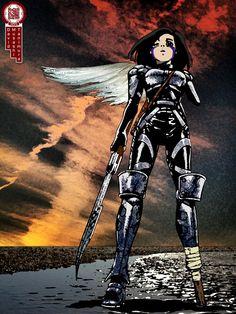 Battle Angel - Alita *