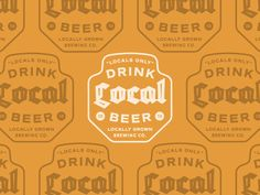 For the Locals by Jacob Boyles #Design Popular #Dribbble #shots