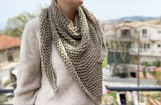 Free Knit Shawl Patterns, Free Pattern, Knitted Shawls, Knitted Bags, Triangle Scarf, Cowls, Crochet, Knits, Scarves