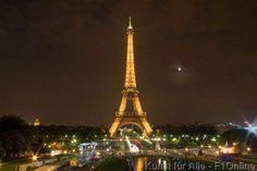Pont-Neuf, Städtische Szenen, Eiffelturm