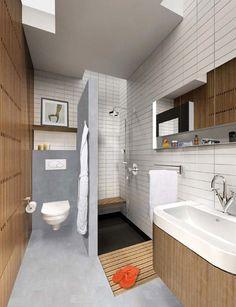 like the feel of this bathroom