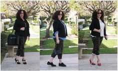 Leopard Pants And A Little Black Jacket: Up Down All-Around & Link Up - Rena shared this post at #WednesdayAIM #LinkUp #BlogParty