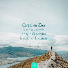 Lds Church, Jesus Loves Me, Spanish Quotes, Dear God, God Is Good, Gods Love, Savior, Bible Verses, Love Quotes