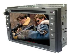 Touch Screen Car DVD with DVB-T GPS 6.2 Inch Special Nissan