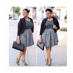 Plus size style and fashion. Plus Size Fashion For Women, Plus Size Women, Protective Styles, Natural Hair Styles, Curvy, Gallery, Fall, Womens Fashion, Closet