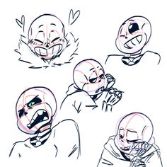 A lOT of you have been wondering how I draw sans and papyrus well I thought that the best way to tell you is through a tutorial! Frans Undertale, Undertale Love, Undertale Comic Funny, Undertale Fanart, Undertale Costumes, Frisk, Art Reference Poses, Drawing Reference, Character Drawing