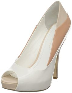 BCBGeneration Liberty pumps - prefer black/white and these run small