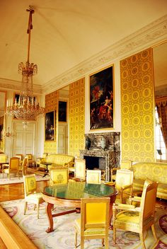 France,  Chateau de Versailles. My favorite room of the entire Versailles estate