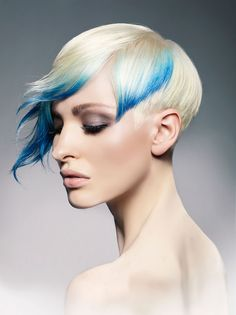 2013 Finalist   CONTEMPORARY CLASSIC: Hope Doms - To see ALL the NAHA finalists' work, visit www.modernsalon.com/naha