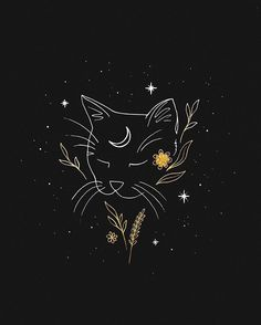 lessons from a cat 1 be curious 2 live simply 3 find comfort anywhere in an Black Wallpaper lessons from a cat 1 be curious 2 live simply 3 find comfort anywhere in an Black Wallpaper Mystickal Raven nbsp hellip Inspiration Art, Art Inspo, Holz Tattoo, Wallpaper Gatos, Cat Tattoo Designs, Illustration Art, Illustrations, Black Wallpaper, Screen Wallpaper
