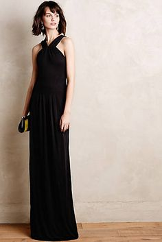 Sweeping Jersey Maxi Dress - Anthropologie