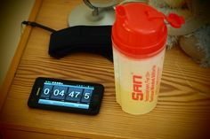 I always use my phone as a timer (regular or tabata) during my kettlebell workouts.     Check this out!