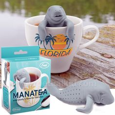 MANATEA Tea Infuser - So Cute!