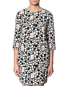 Fede Vero Moda Geo kjole Vero Moda Kjoler til Damer til hverdag og til fest