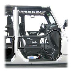 jeep wrangler unlimited Tube Door