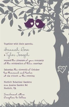 lovely invitation!