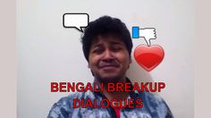 Bengali Funny Breakup Dialogues | Orthy 😂