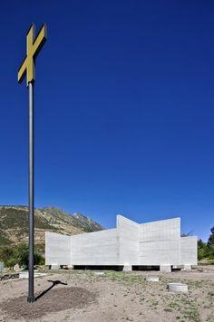 *칠레 크로스 채플 [ Undurraga Devés Arquitectos ] Capilla del Retiro :: 5osA: [오사]