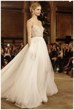 Wedding dress from the GALA by Galia Lahav Fall 2016 collection.