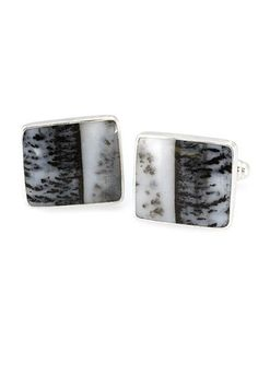 Permafrost. Dendritic Agate Cuff Links by GentryDesignCompany, $228.00 Dendritic Agate, Men's Accessories, Cufflinks, Trending Outfits, Unique Jewelry, Handmade Gifts, Etsy, Kid Craft Gifts, Craft Gifts