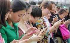 China usará los teléfonos móviles para controlar a sus ciudadanos