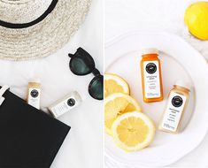 These Pressed Juicery shots are our new favorite way to get alkaline, fight off sickness, and get a hefty dose of vitamins and minerals all in one gulp!