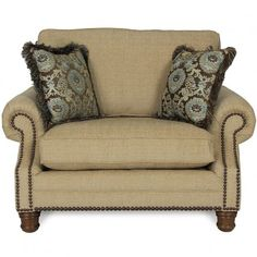 MAYO AUSTIN WHEAT CHAIR - CHAIR, LIVING ROOM, SEATING Gallery Furniture