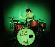 Juan Amezcua, best drummer for me :D