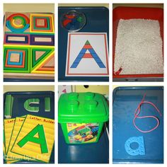 Train Up a Child: Tot Preschool - Aa is for Apple