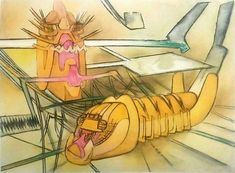 Roberto Matta Whos Whos 1955 Original Lithograph http://www.theartgalleryshopnyc.com/products/roberto-matta-whos-whos-1955-original-lithograph?utm_campaign=crowdfire&utm_content=crowdfire&utm_medium=social&utm_source=pinterest  #abstract #robertomatta #whoswhosaturdays #abstractart #art #whoswhoshowcase #iamlmp #abstraction #surrealism #matta
