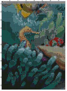undersea the sea pattern #2
