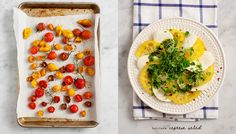 Photo Fridays: 5 tips for Beautiful Food Photography Composition 4. Symmetry and balance: OR an alternative approach to composing a food photo is simply to place the subject in the centre, with equal space on both sides.