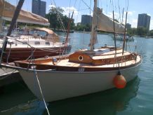 1948 Fisher Boat Works S & S Pilot Sloop Sail Boat For