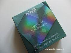 Color fever palette KIKO    http://allaraoundlove.blogspot.it/2013/02/color-fever-palette-kiko.html#