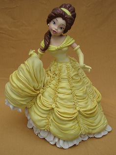 Belle Cake, Yes, CAKE!!!!!! Wow!