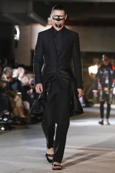 Visions of the Future: Givenchy Spring Summer Menswear 2014 Paris