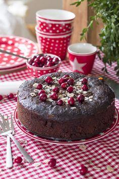 Weihnachtstorte mit Marzipan ohne Mehl amalielovesdenmark.com