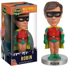 Batman Robin 65 Bobble Head Figure 1966 Classic Wacky Wobblers Series * Find out more about the great product at the image link.